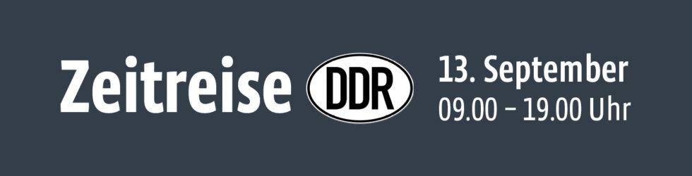 Lauterbogen - Zeitreise DDR