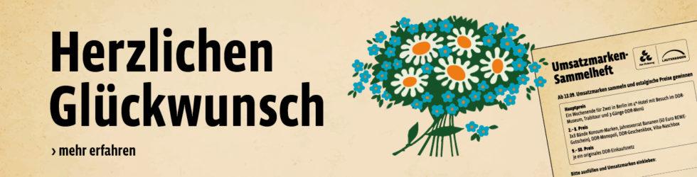 Lauterbogen - Gewinne eine Reise nach Berlin - Umsatzmarken-Sammelheft